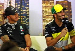 Ricciardo: «La F1 debería consultarnos a los pilotos sobre el calendario de 2020»