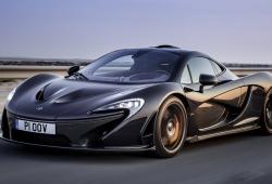 El sucesor del McLaren P1 será híbrido y llegará en 2024