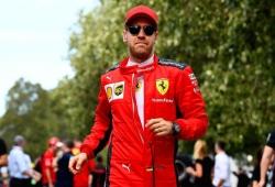 Vettel defiende la filosofía «incomprendida» de Ferrari frente al resto