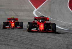Vettel prioriza el interés de Ferrari a su duelo personal con Leclerc