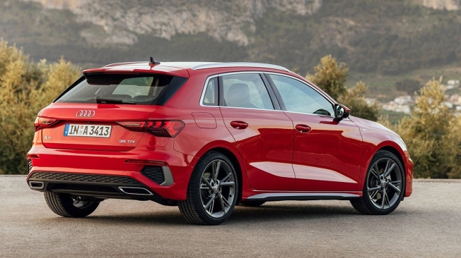 Audi A3 Sportback Genuine Edition - posterior