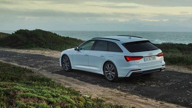 Audi A6 Avant TFSI e quattro - posterior