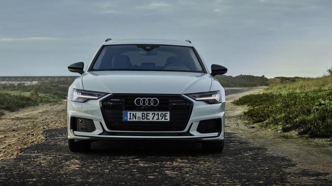 Audi A6 Avant TFSI e quattro - frontal