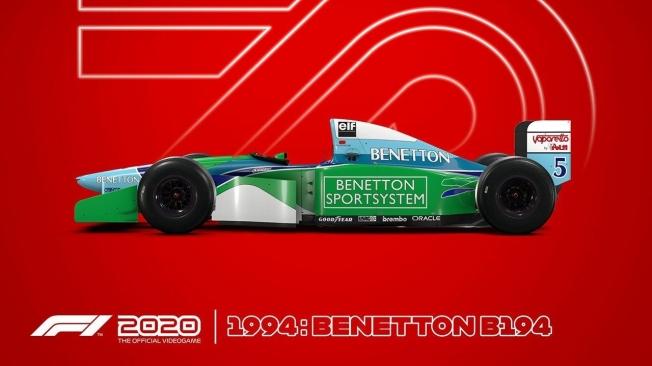 F1 2020 - monoplaza clásico