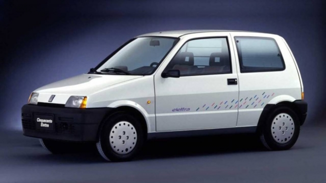 Fiat Cinquecento Elettra