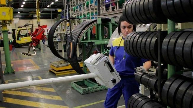 Fábrica de Michelin en España