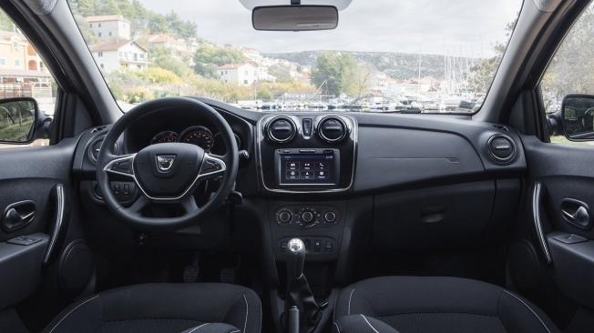 Dacia Logan MCV - interior