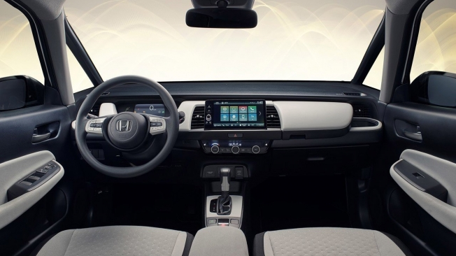 Honda Jazz 2020 - interior