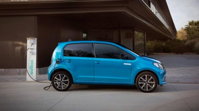 SEAT Mii electric - lateral