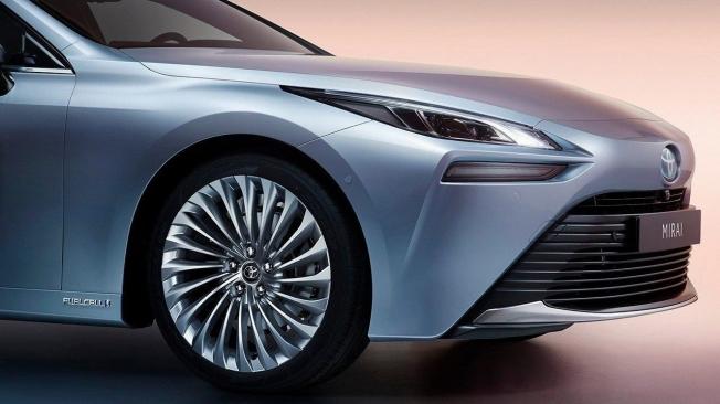 Toyota Mirai 2021 - frontal