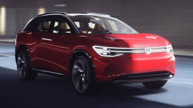 Volkswagen ID. Roomzz Concept