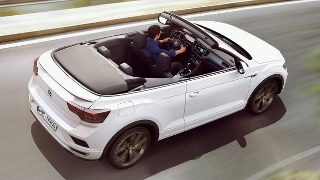 Volkswagen T-Roc Cabrio - posterior
