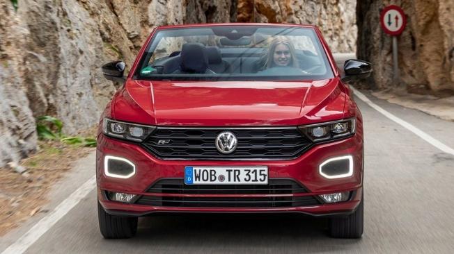 Volkswagen T-Roc Cabrio - frontal