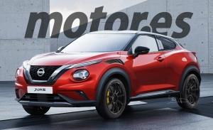 Nissan JUKE Coupé, el avance del SUV más deportivo que nunca llegará a producción