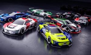 Los pilotos de Audi en el DTM lanzan el evento solidario #RaceHome