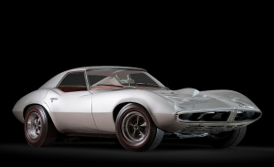 Pieza única: el Pontiac Banshee I aparece a la venta en un concesionario Kia