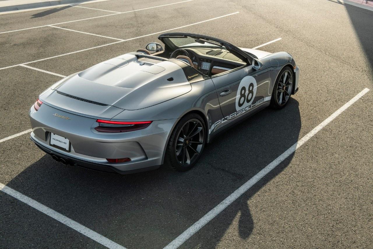 El último Porsche 911 (991) fabricado subastado por 550.000 $