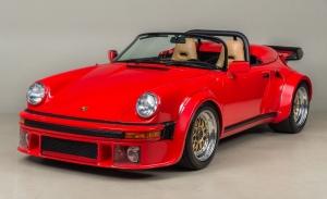 Cuerpo de 934 y motor de 962: así es el 911 Speedster más brutal de la historia
