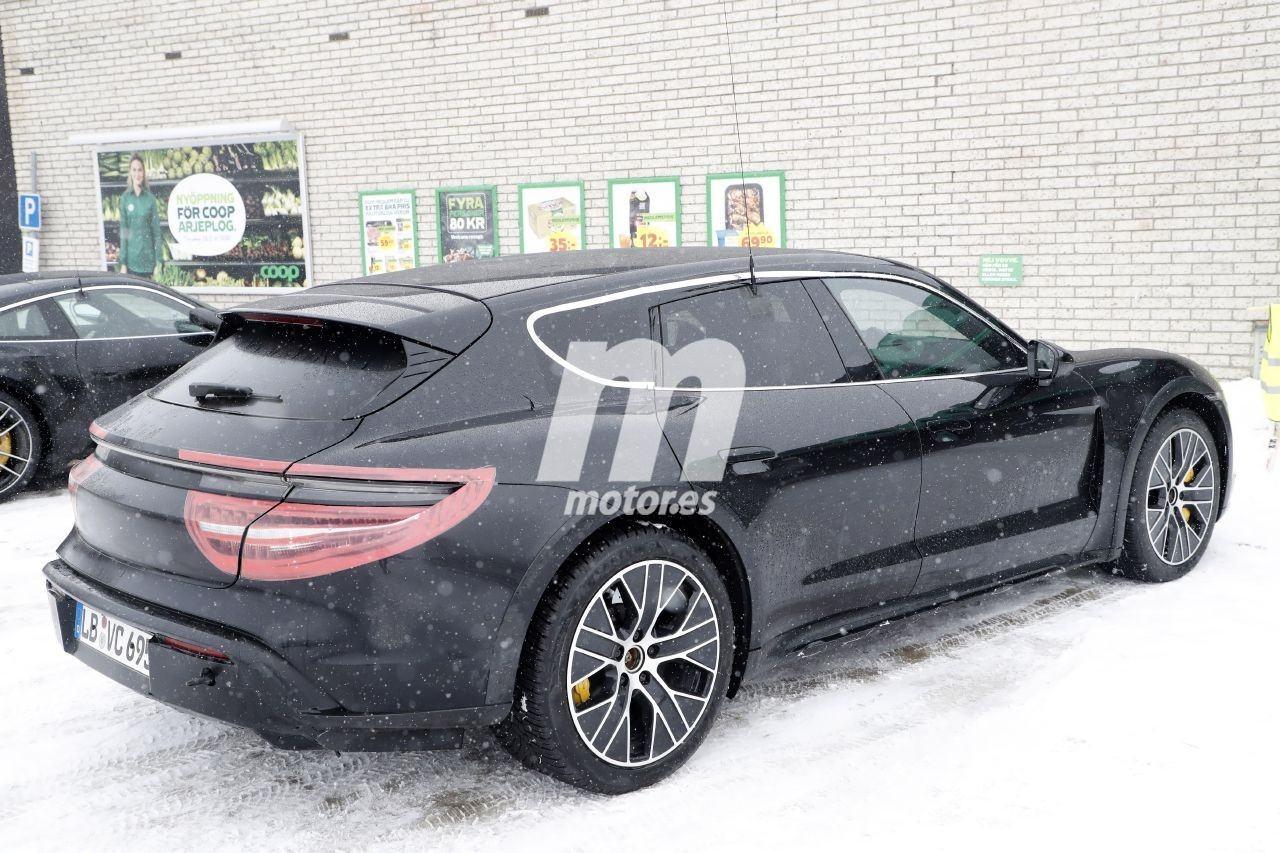 2020 Porsche Taycan | Taycan Sport Turismo 69