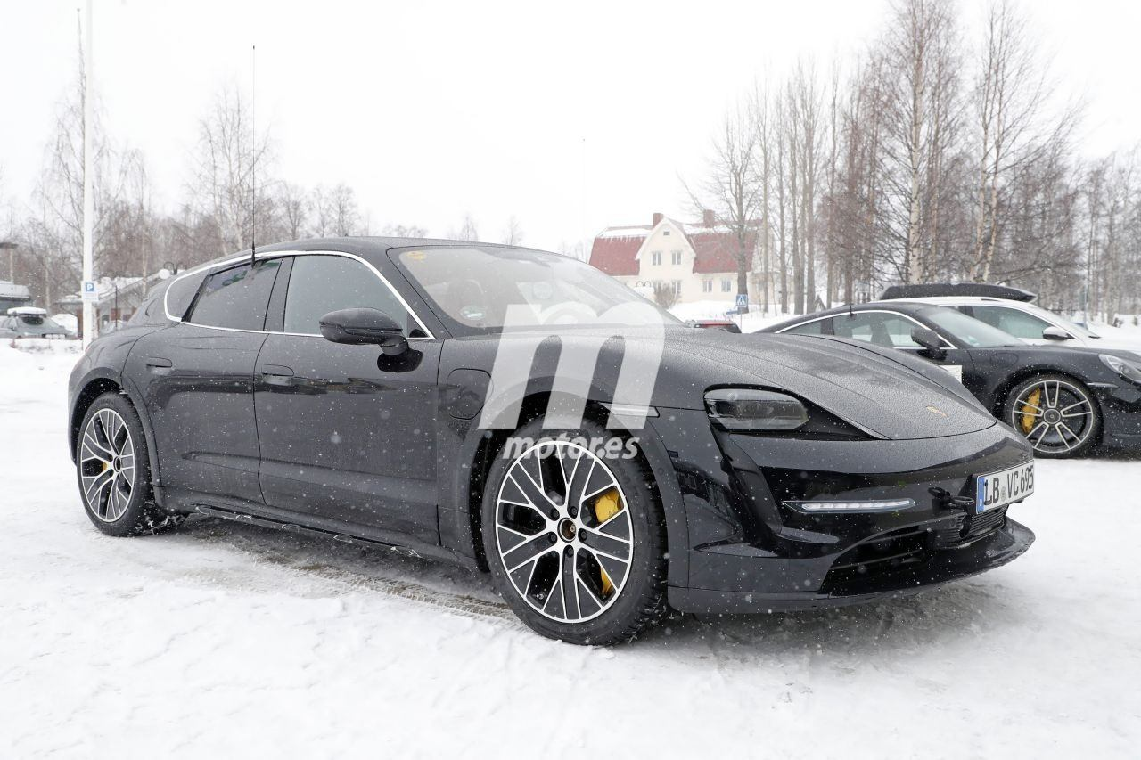 2020 Porsche Taycan | Taycan Sport Turismo 66