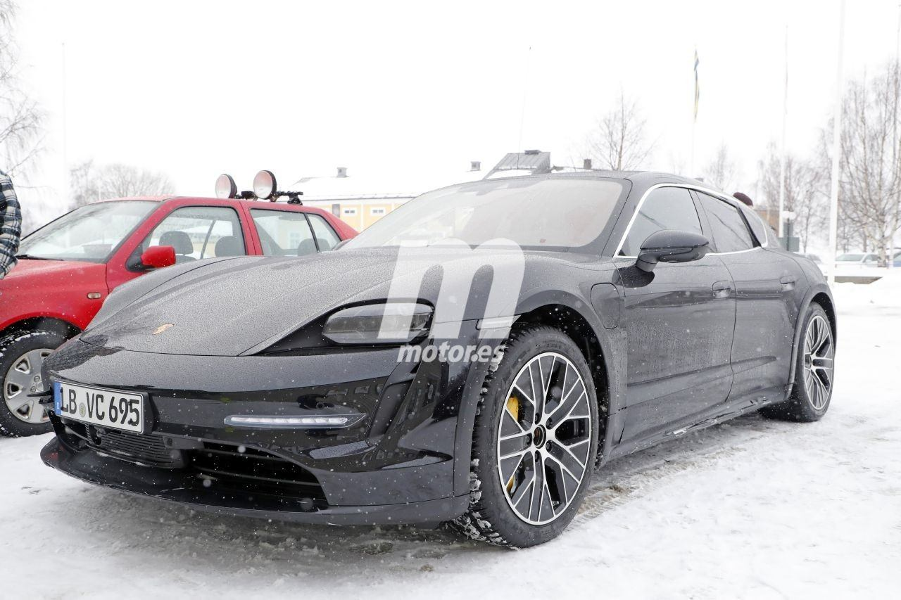2020 Porsche Taycan | Taycan Sport Turismo 67