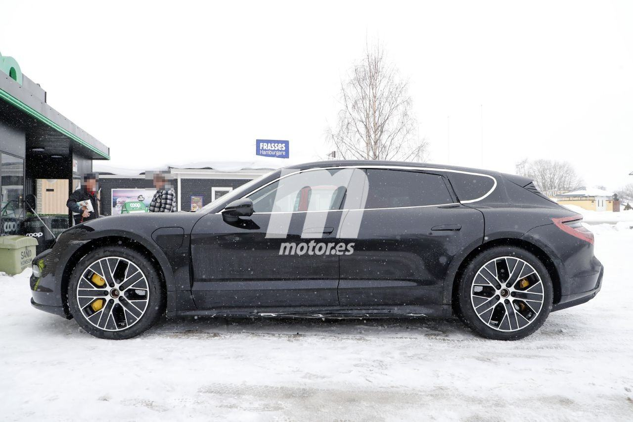 2020 Porsche Taycan | Taycan Sport Turismo 68