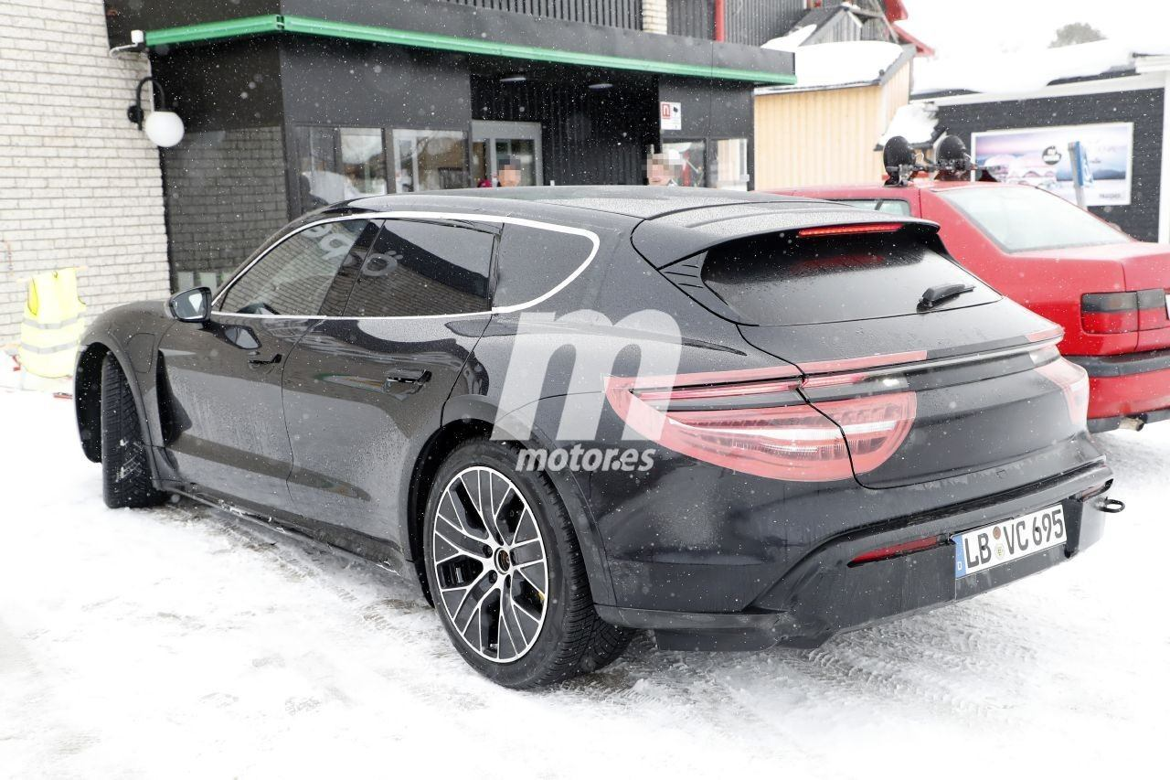 2020 Porsche Taycan | Taycan Sport Turismo 72