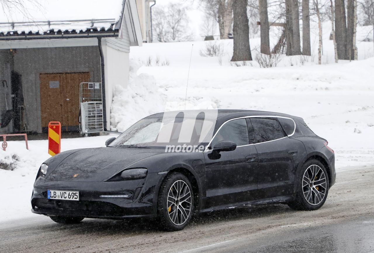 2020 Porsche Taycan | Taycan Sport Turismo 74