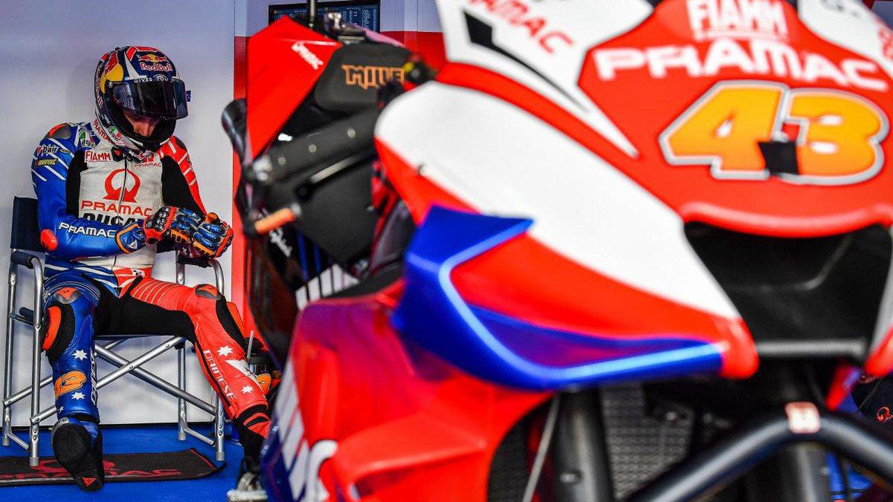 La posibilidad de utilizar una moto por piloto en MotoGP no prospera