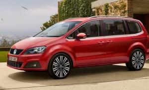 SEAT Alhambra GO, el veterano monovolumen estrena edición especial