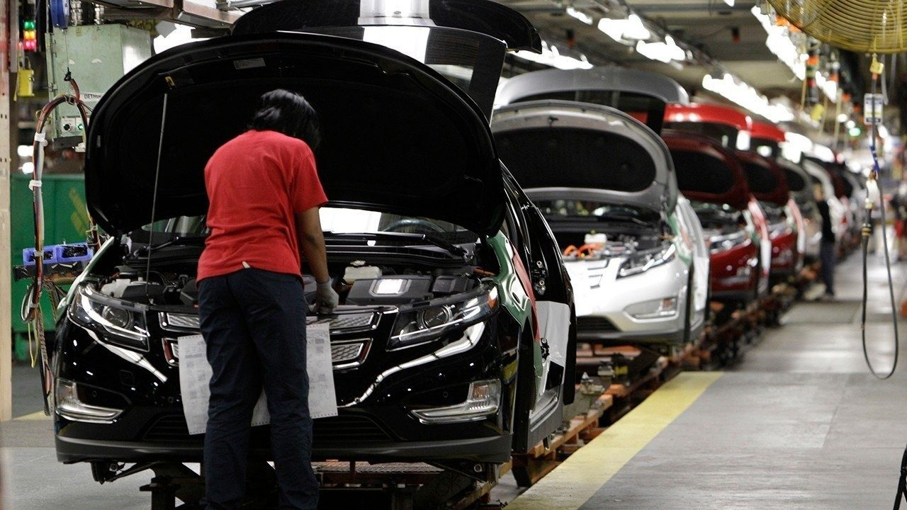 ¿Cuántos coches se dejarán de fabricar en 2020 por la crisis del coronavirus?