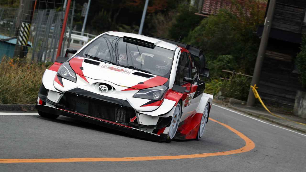El organizador del Rally de Japón define el recorrido de la prueba