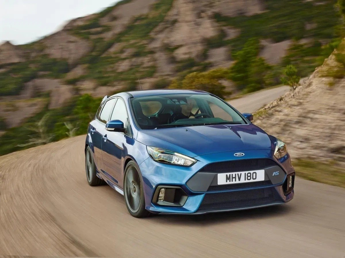 No habrá un Focus RS, Ford cancela la cuarta generación del compacto deportivo