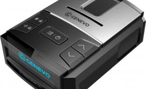 Genevo MAX, llega un nuevo detector portátil de radares con tecnología 3D
