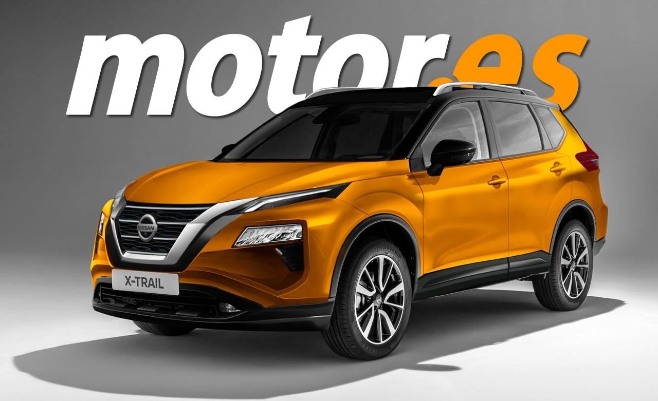 Así será el futuro Nissan X-Trail 2021 que está a punto de llegar