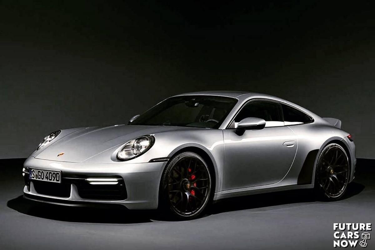El nuevo Porsche 911 Turbo 'Sport Classic' se asoma en esta recreación