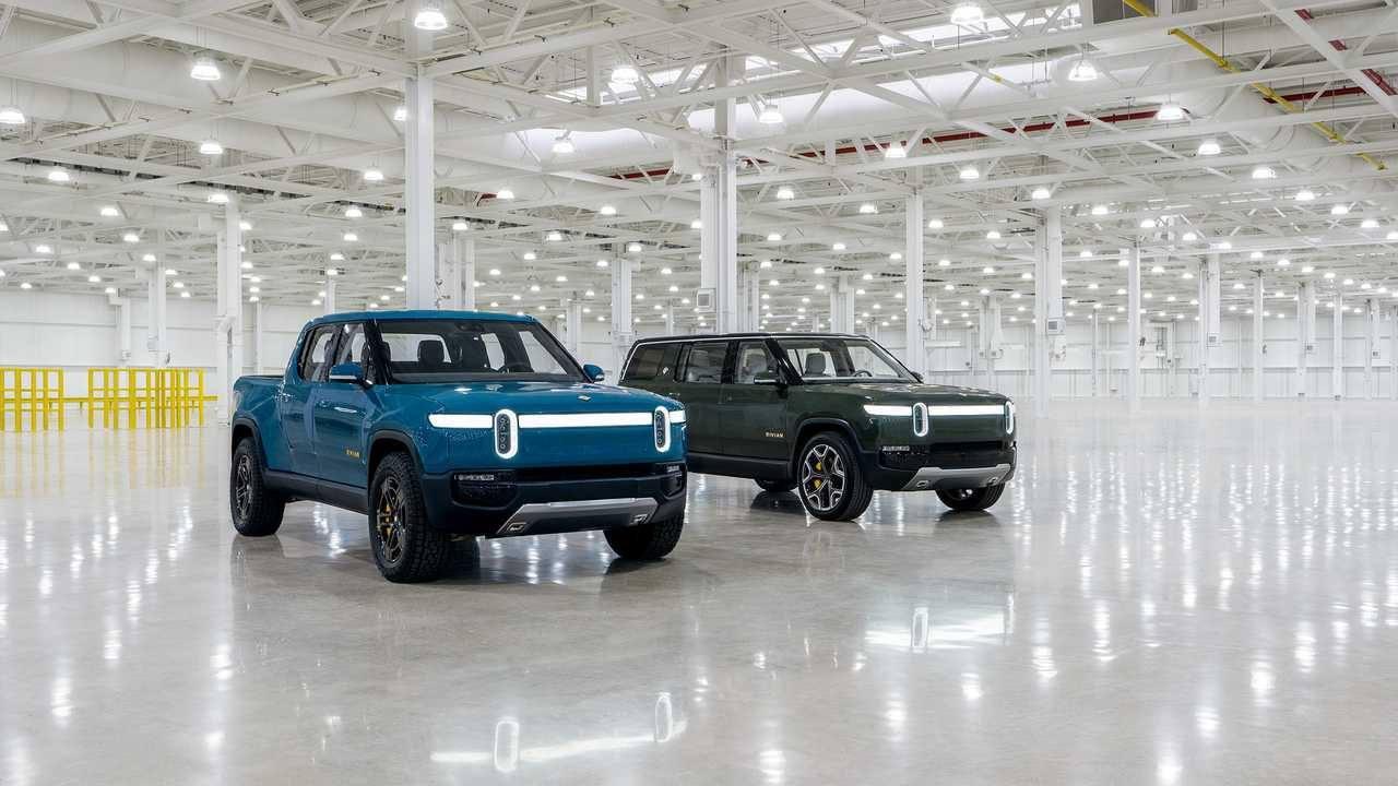 Rivian Automotive anuncia un retraso en la producción de los R1T y R1S