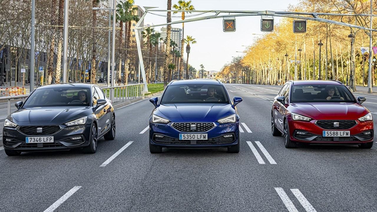SEAT León Launch Pack, una edición especial de lanzamiento
