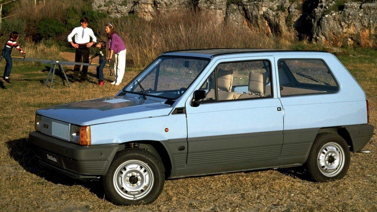 Amores de juventud: el SEAT Panda