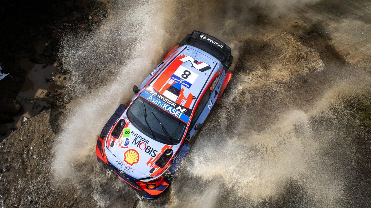 El sistema híbrido del WRC será muy similar al usado por los LMP1 del WEC