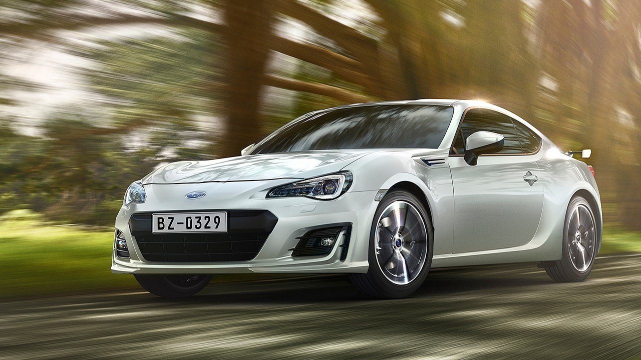 El Subaru BRZ y Legacy dejarán de venderse en Japón