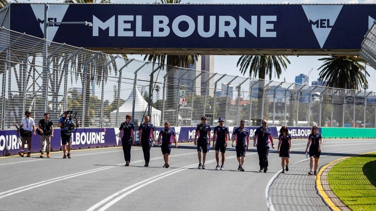 Szafnauer cree que la F1 podría haber celebrado el GP de Australia sin riesgo