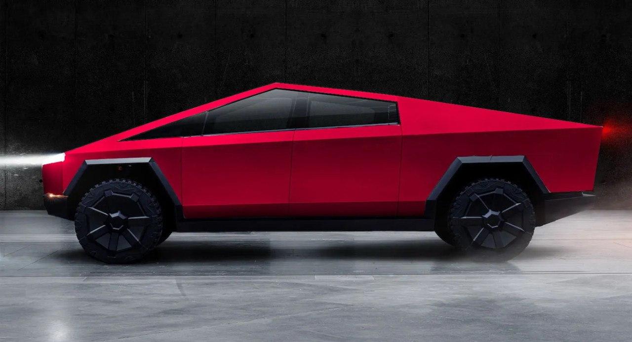El Tesla Cybertruck solo va a ser fabricado en color gris