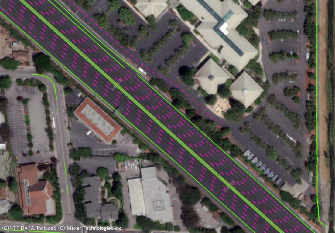 Toyota presenta nuevos mapas de alta definición para conducción autónoma