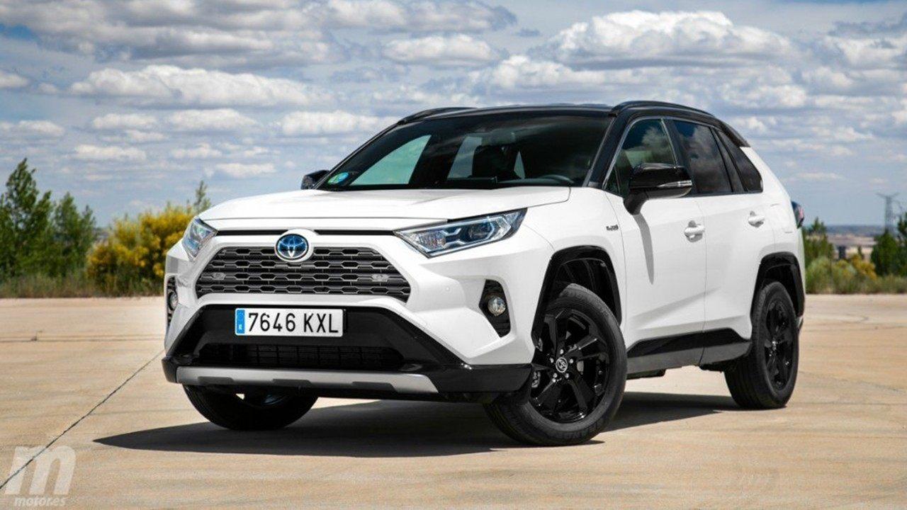 El Toyota RAV4 alcanza el hito de los 10 millones de unidades vendidas