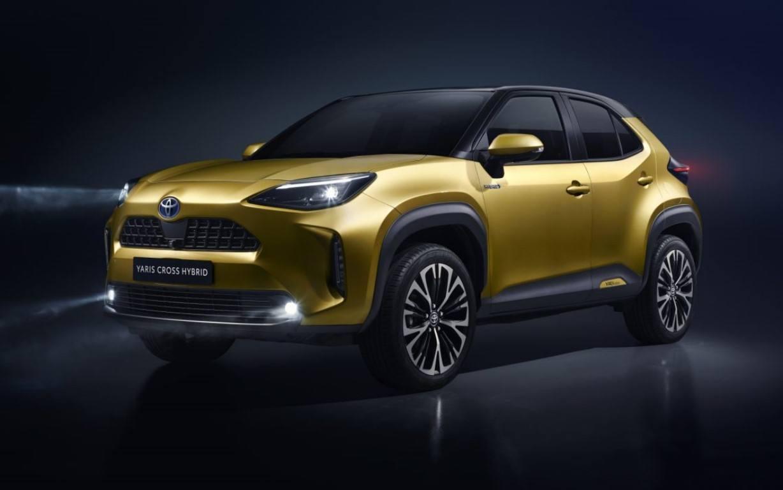 Toyota Yaris Cross, un nuevo B-SUV con tracción total y mecánica híbrida
