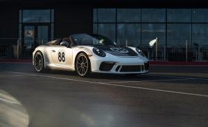 Porsche subastará el último 911 generación 991 fabricado