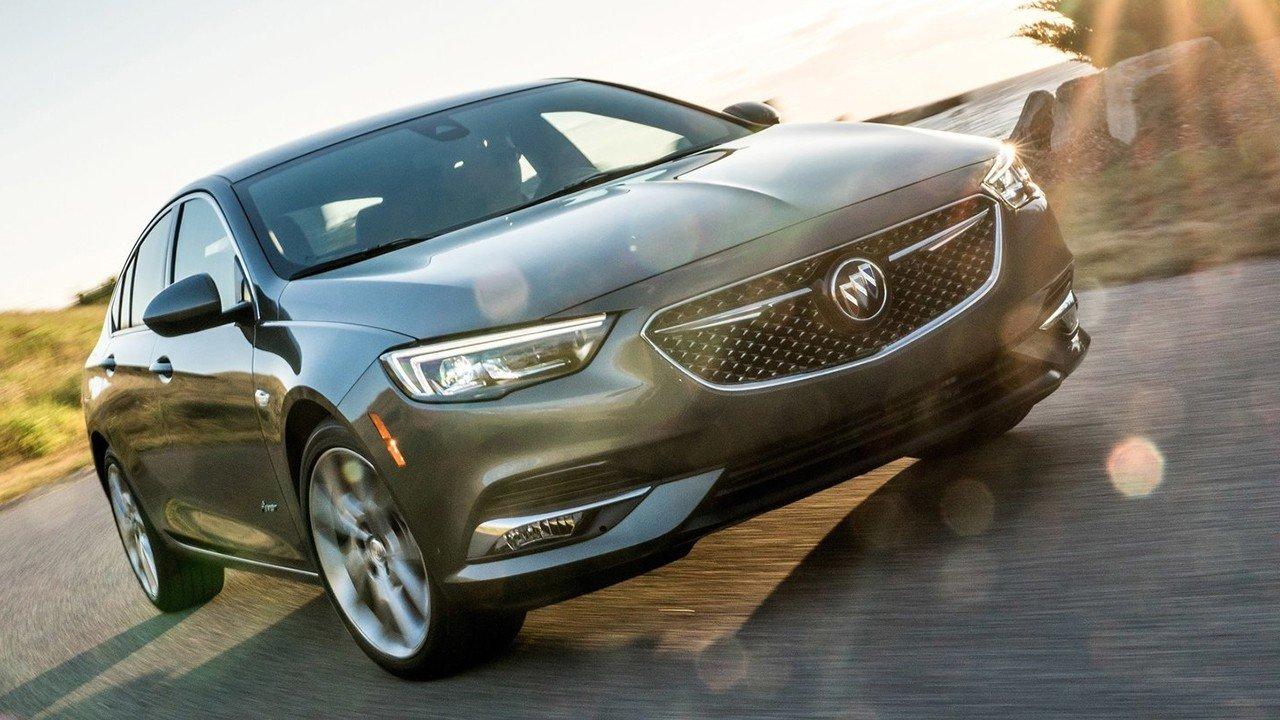 La marca americana Buick sigue viva gracias a sus ventas en China