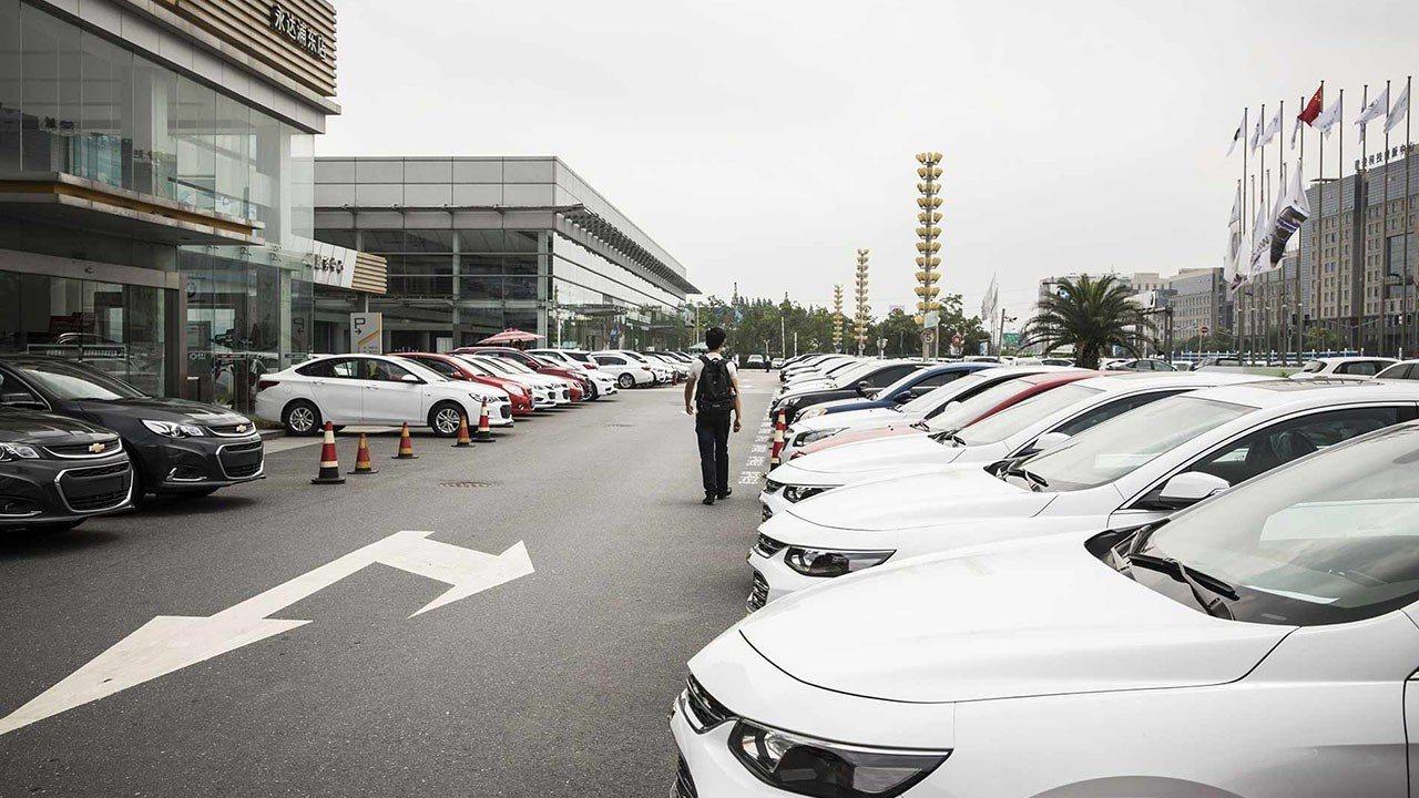 Las ventas de coches en China crecen por primera vez desde el brote de coronavirus