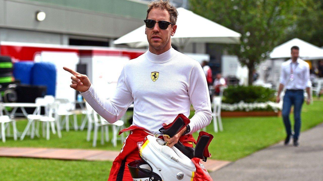 Vettel y su futuro: «Es muy posible que tenga que decidir antes de la primera carrera»